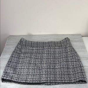 The Limited Tweed Style Skirt